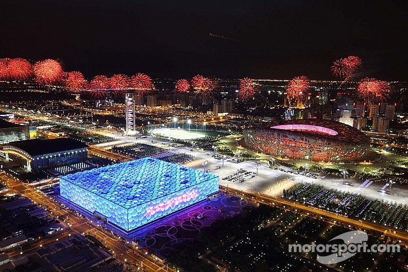 Insight: Motor racing in Beijing