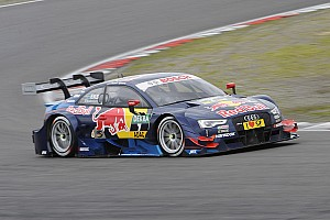 DTM Qualifying report Audi on front row of the grid at the Lausitzring