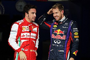 Vettel, Red Bull deny Alonso seat swap
