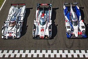WEC Commentary Watch out F1, the WEC is staking their claim as the top form of motorsport