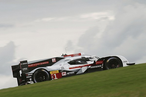 Audi's Loic Duval leads FP3 in Austin