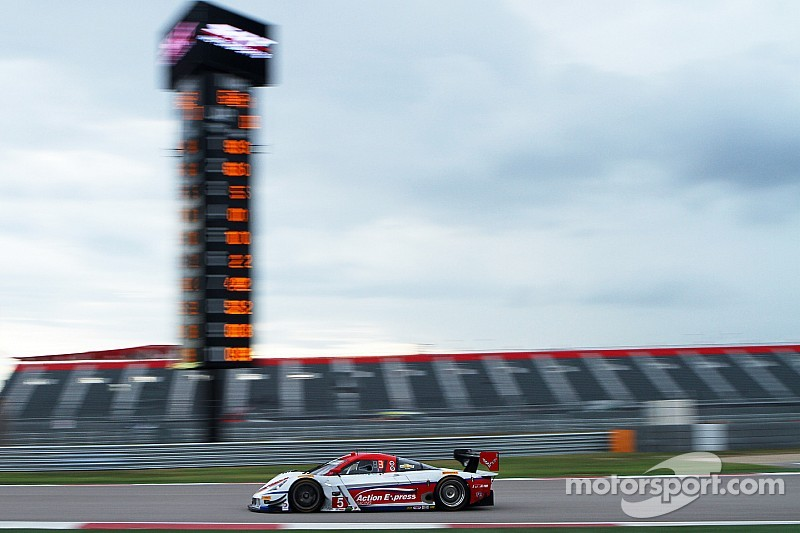 Fittipaldi fourth on grid for Action Express Racing at Circuit of the Americas