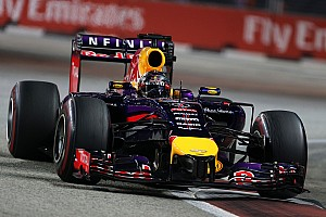 Infiniti Red Bull Racing: Ahead of the Japanese and Russian GP