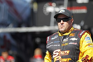 NASCAR XFINITY Race report Early issues for Brendan Gaughan at Dover