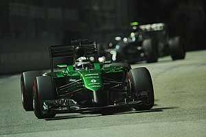 Formula 1 Breaking news Caterham hits back after bailiffs seize F1 equipment