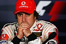 Red Bull thinks Alonso is McLaren-bound