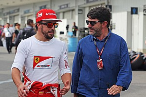 Alonso in 'tough' McLaren negotiations - report