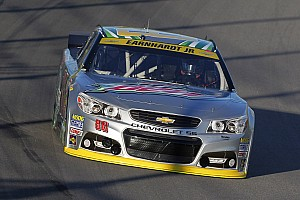 NASCAR Sprint Cup Commentary Dale Earnhardt Jr.: Pressure's off after calamity in Kansas