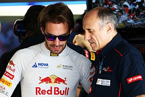 Formula 1 Rumor Verstappen with Vergne 'makes the most sense' for 2015 - Tost