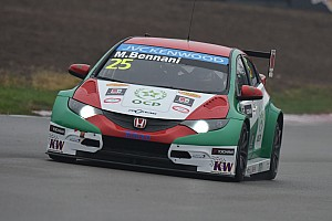 WTCC Race report A day to remember for Citroën and Honda driver Bennani