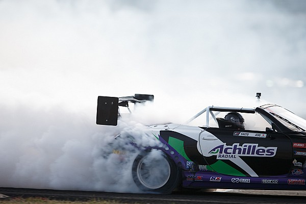 Formula DRIFT: Saito wins finale, Forsberg wins championship