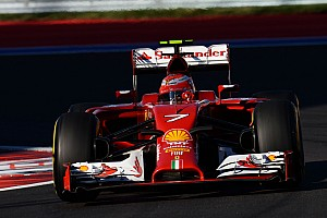 Raikkonen to get new chassis for Austin