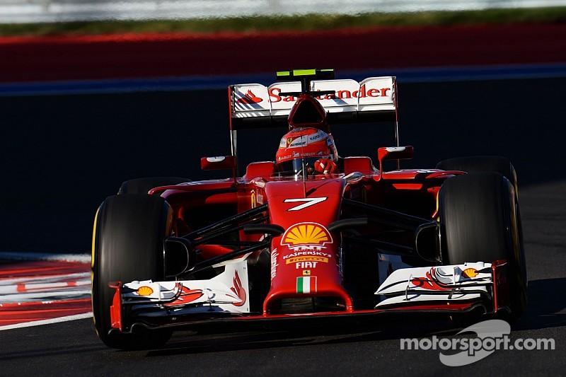 Raikkonen to get new chassis for Austin