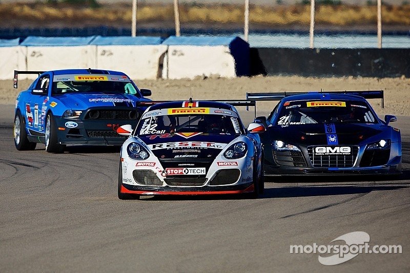 Pirelli World Challenge GT Cup class entry list quickly growing