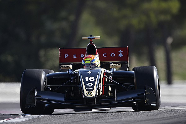 Vaxiviere and Gasly on top at Jerez