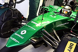 Formula 1 Breaking news More alarming news about Caterham future