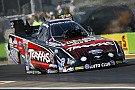 Courtney Force, Erica Enders-Stevens eye history