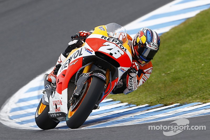 Pedrosa leads the way on first day of practice in Malaysia