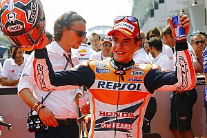 Marquez seals 13th pole of the year with record time in Malaysia
