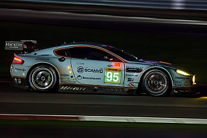 Young Driver AMR finished second in China