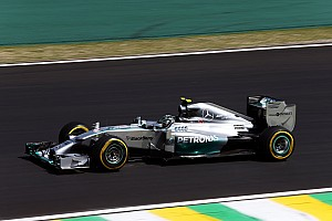 Brazilian GP practice 3 results: Rosberg in command