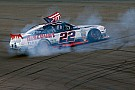 Late race caution allows Keselowski to steal the win