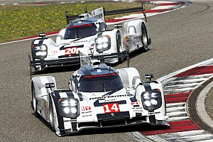 WEC Breaking news Porsche reveals 2015 LMP1 driver lineup