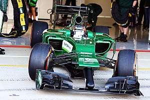 Stevens confirmed for Abu Dhabi Caterham seat