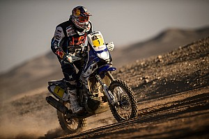 2015 Dakar: Looping the loop