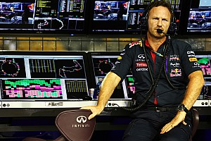 "Formula 1 Breaking news Horner pushing for ""simplified"" version of V6"