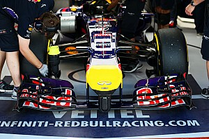 Red Bull disqualified from qualifying after front wings deemed illegal