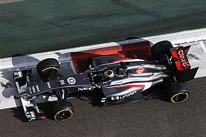 No surprises for Sauber on qualifying for tomorrow's Abu Dhabi GP