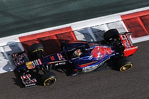 Sainz waits for imminent Toro Rosso announcement