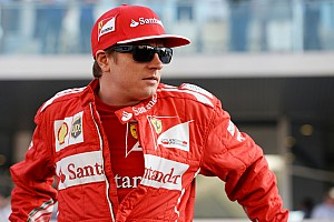 Raikkonen backs new Ferrari boss Arrivabene