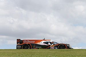 WEC Breaking news G-Drive crashes, giving way for SMP to potentially take LMP2 title