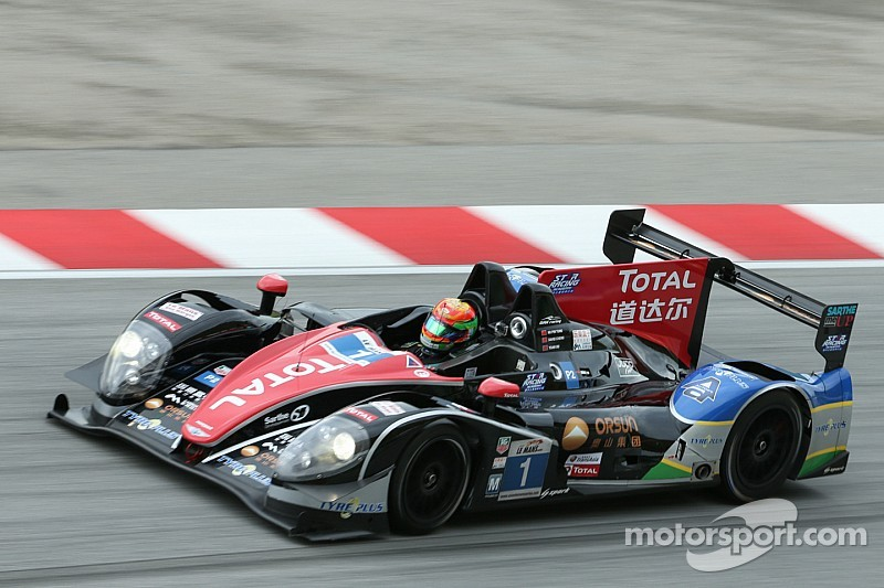 Victory at the 3 Hours of Sepang for OAK Racing