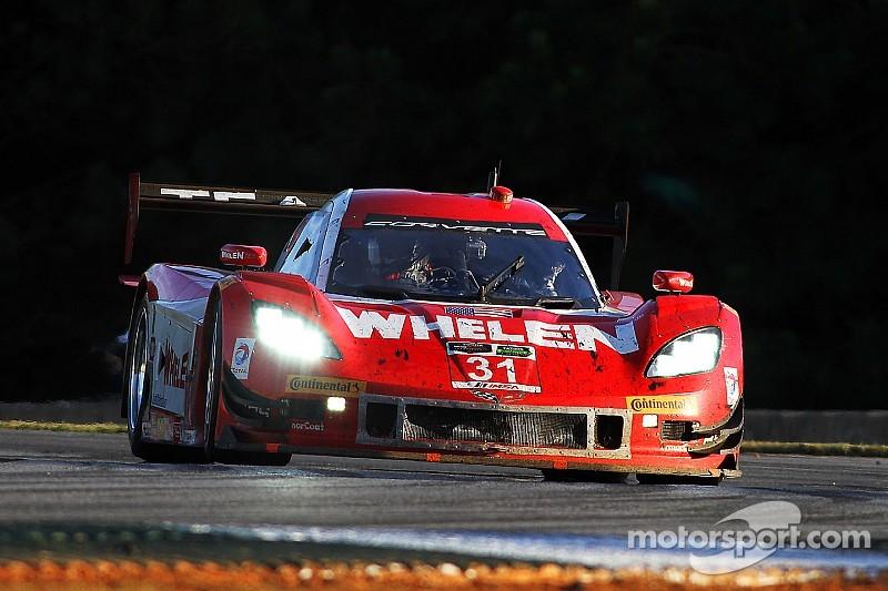 Whelen Engineering Corvette DP finalizes driver lineup