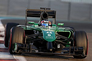 Caterham still in fight for F1 survival