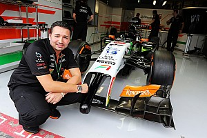 TW Steel 'Join The Team' - Jonathan Kempsell gets to join the Sahara Force India Team