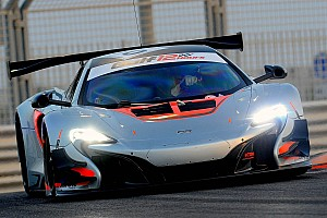 McLaren GT signs off 650S GT3 development program