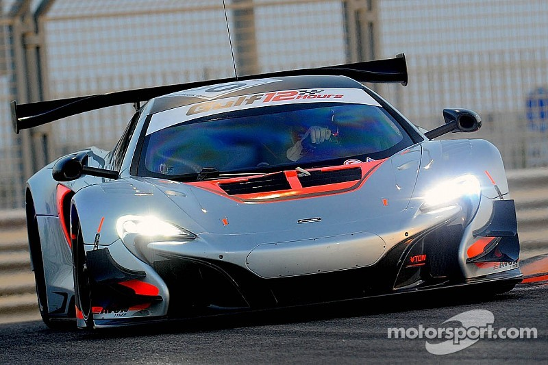 McLaren GT signs off 650S GT3 development program