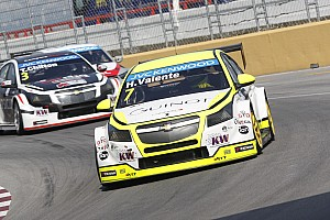 WTCC Breaking news Hard work never stops for WTCC ace Valente
