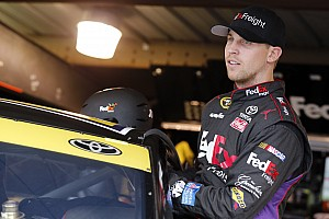 NASCAR Sprint Cup Analysis Denny Hamlin believes change is good