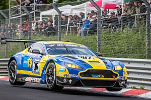 KMP Racing heads to Dubai with works Aston Martin drivers