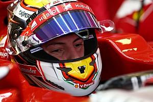 Formula 1 Breaking news Ferrari protege Marciello handed Sauber reserve role
