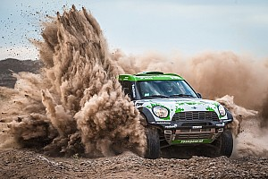Dakar Breaking news 2015 Dakar Rally: Stage 4 results