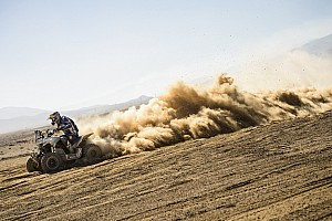 Dakar Stage report 2015 Dakar Rally: Stage 6 results