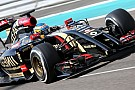 Lotus learned from difficult 2014, says Permane