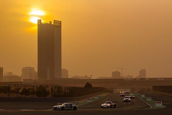 Hankook 24H Dubai: a great start of the 2015 24H Series