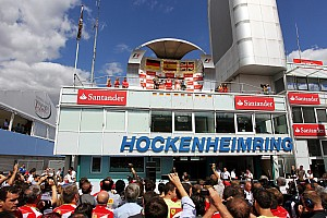 Formula 1 Breaking news 2015 race deal not done yet - Hockenheim